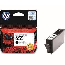 HP CZ109AE fekete tintapatron (655)