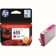 HP CZ111AE magenta tintapatron (655)