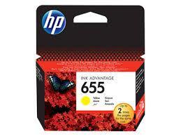 HP CZ112AE sárga tintapatron (655)
