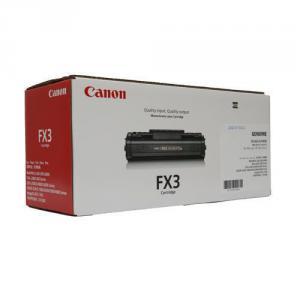 Canon FX-3 fekete toner