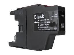 Utángyártott Brother LC1280BK XL fekete tintapatron