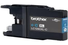 Utángyártott Brother LC1280C XL kék tintapatron