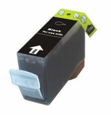 Utángyártott Canon BCI-3BK fekete tintapatron