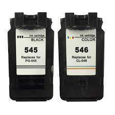 Utángyártott Canon CL-546 színes tintapatron
