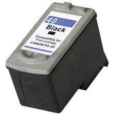 Utángyártott Canon PG-40 fekete tintapatron