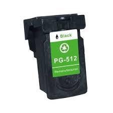 Utángyártott Canon PG-512 PREMIUM fekete tintapatron