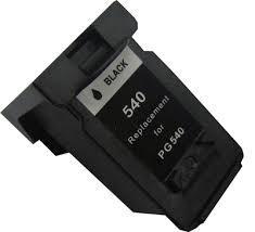 Utángyártott Canon PG-540 fekete tintapatron
