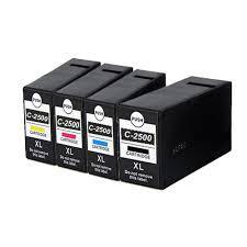 Utángyártott Canon PGI-2500XL fekete tintapatron