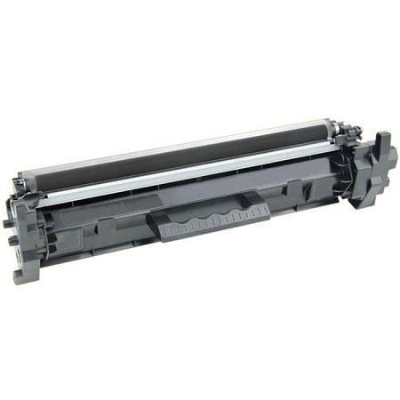 Utángyártott CHIPPES PREMIUM HP CF217A fekete toner (100% új)