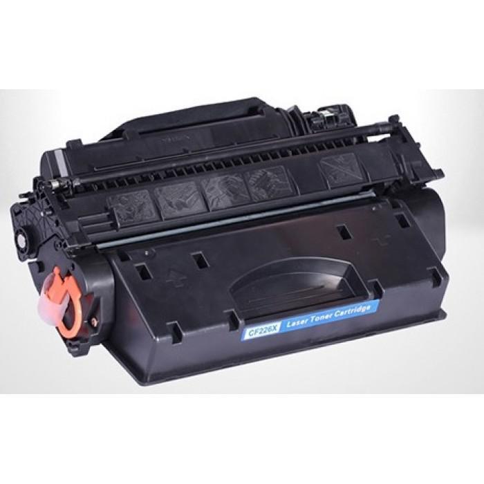 Utángyártott CHIPPES PREMIUM HP CF226X fekete toner (100% új)
