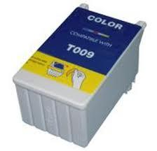 Utángyártott Epson T009401(T009) színes tintapatron