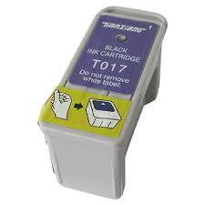 Utángyártott Epson T017401 (T017) fekete tintapatron