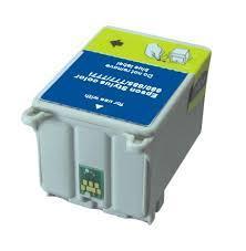 Utángyártott Epson T018401 (T018) színes tintapatron