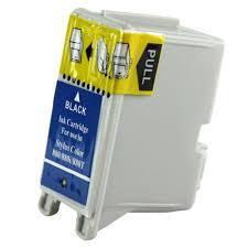 Utángyártott Epson T019401 (T019) fekete tintapatron