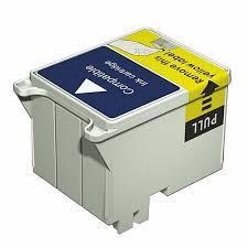 Utángyártott Epson T020401 (T020) színes tintapatron