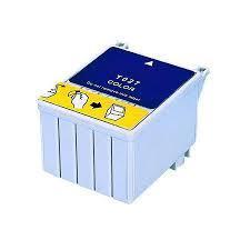 Utángyártott Epson T027401 (T027) színes tintapatron