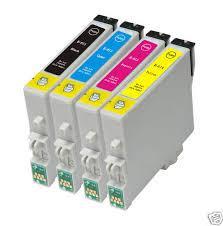 Utángyártott Epson T0615 multipack
