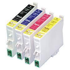 Utángyártott Epson T071540 (T0715) multipack