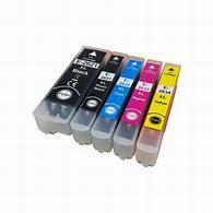 Utángyártott Epson T2612 kék tintapatron
