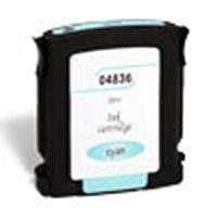 Utángyártott HP C4815A kék tintapatron (13)