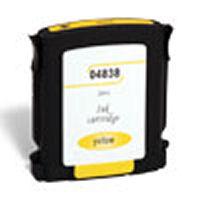 Utángyártott HP C4817A sárga tintapatron (13)