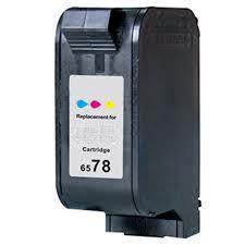 Utángyártott HP C6578A színes tintapatron (78)