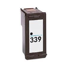 Utángyártott HP C8767E fekete tintapatron (339)