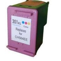 Utángyártott HP CH564EE PREMIUM színes tintapatron (301XL)