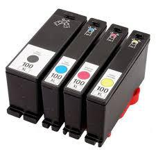 Utángyártott Lexmark 14N1068 (100XL) fekete tintapatron