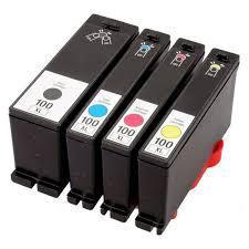 Utángyártott Lexmark 14N1070 (100XL) magenta tintapatron