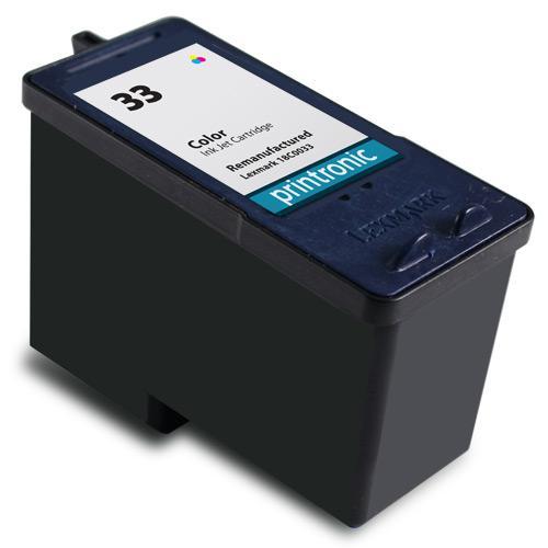 Utángyártott Lexmark 18C0033 (33) színes tintapatron