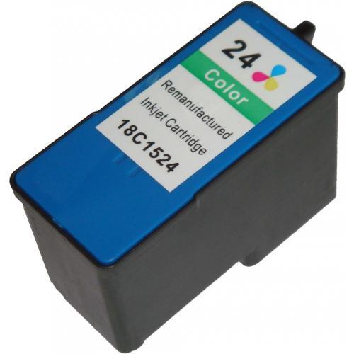 Utángyártott Lexmark 18C1524E (24) színes tintapatron
