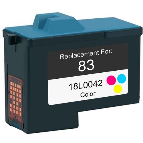 Utángyártott Lexmark 18L0042 (42) színes tintapatron
