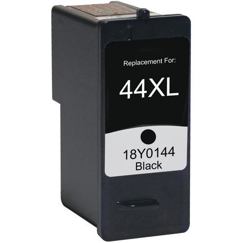 Utángyártott Lexmark 18YX144E (44XL) fekete tintapatron