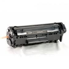 Utángyártott PREMIUM Canon CRG-703 (Q2612) fekete festékkazetta (100% új)