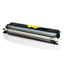Utángyártott PREMIUM Epson C1600/CX16Y sárga toner (100% új)