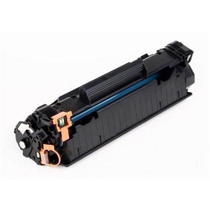 Utángyártott PREMIUM HP CB435X/436X/285X nagy kapacitású fekete toner (100% új) (3000 oldalas!)