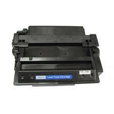 Utángyártott PREMIUM HP Q7551X fekete toner (100% új)