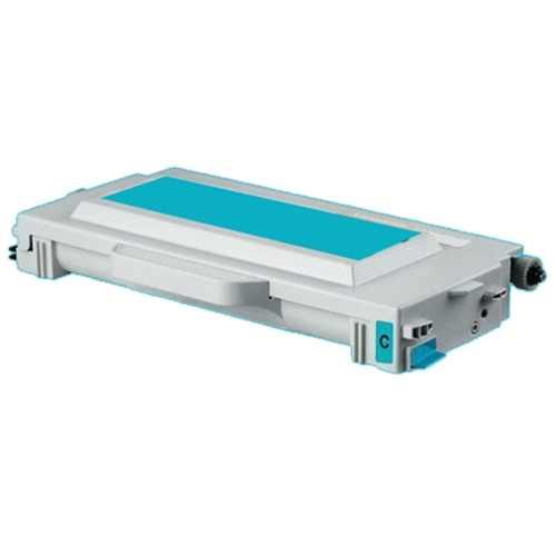 Utángyártott PREMIUM Lexmark C510C kék festékkazetta (20K0500) (100% új)
