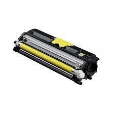 Utángyártott PREMIUM Minolta MC 1600W sárga toner (100% új)