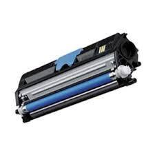 Utángyártott PREMIUM Minolta MC1600W kék toner (100% új)