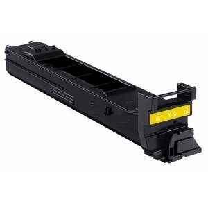 Utángyártott PREMIUM Minolta MC4650/4690/4695 Y sárga toner (100% új)