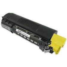Utángyártott PREMIUM Oki C3100Y sárga toner (42804513)