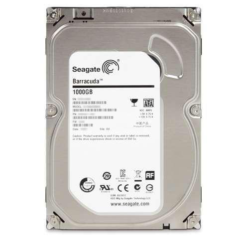 1.0 TB Seagate 64MB 7200 ST1000DM003 SATA3