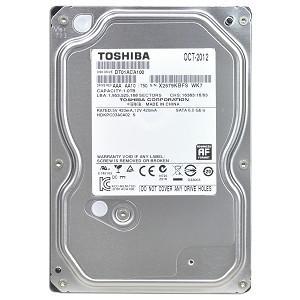 1.0 TB Toshiba 7200 32MB 3.5 DT01ACA100 SATA3