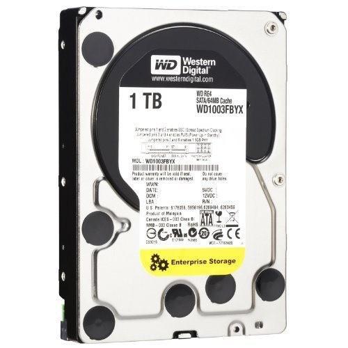 1.0 TB Western Digital 7200 64MB WD1003FBYZ