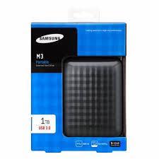 1.0TB Seagate/Samsung M3 Portable STSHX-M101TCB fekete, USB3.0