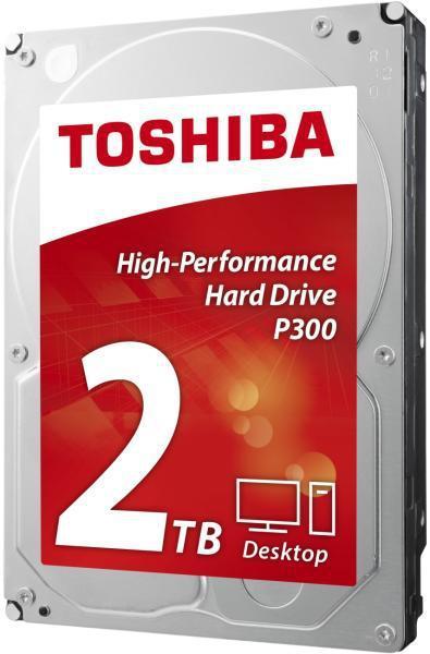 2TB Toshiba HDWD120UZSVA SATA3