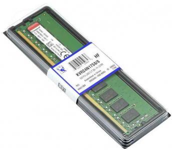 8GB/2400 DDR4 Kingston Value , KVR24N17S8/8