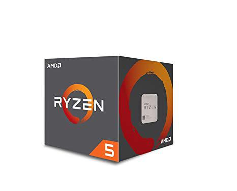 AMD Ryzen 5 1600 3.2GHz AM4 YD1600BBAEBOX